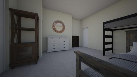 Kids room2 - Bedroom - by mec716