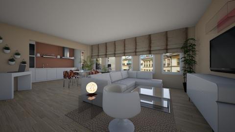 ExPatour - Living room - by Daisy de Arias