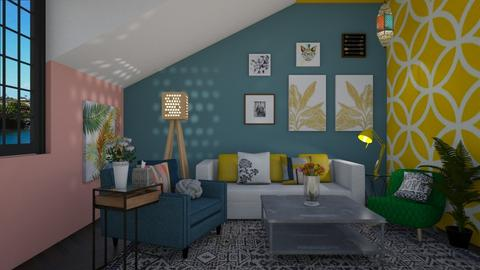 hangout room - Living room - by kennedycoleman