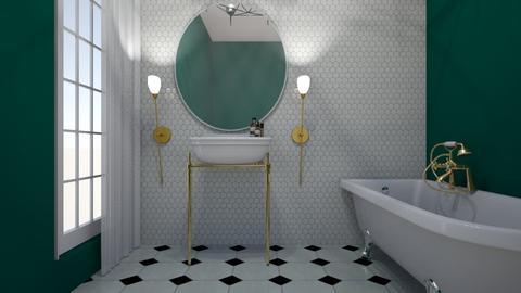 mini - Bathroom - by lyub