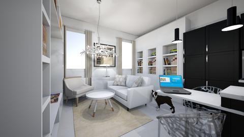 lok 28 - Living room - by Oshee