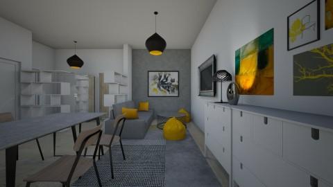 apartament Monica - by anamariadumitrascu