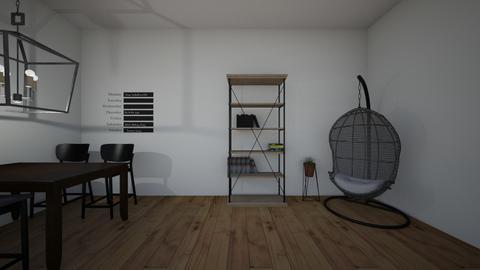 huis - Modern - by Nina van vliet