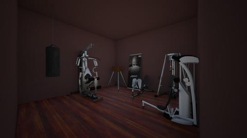 Home Fitness - by Deyana Cvetkova