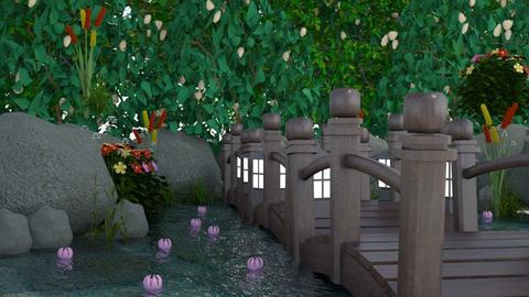 garden - by HIHELLOHI