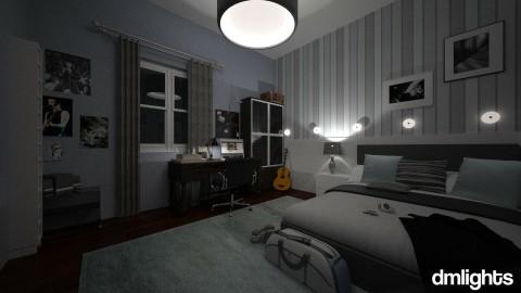 Residence boy bedroom - Classic - Bedroom - by DMLights-user-1172368