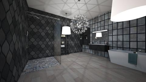 the bathroom of all - Bathroom - by natayahomg