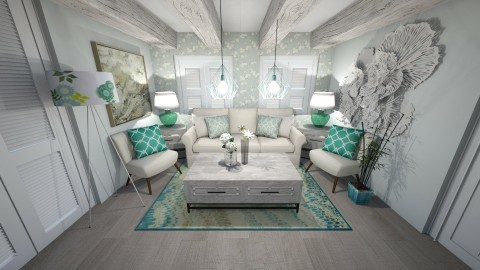 sweet home - Classic - Living room - by pietroooo