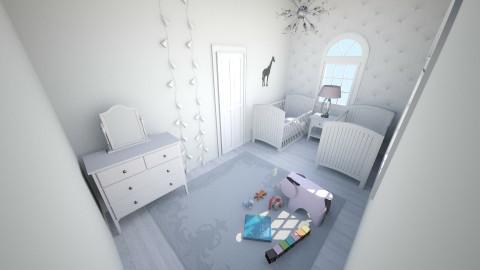 Future Baby Girls Room  - Modern - Kids room - by El2002