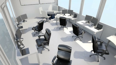 Office - Minimal - Office - by abaelter