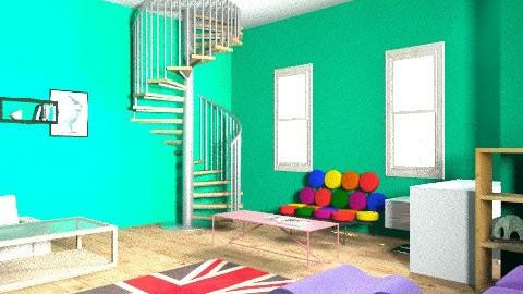 living room - Retro - Living room - by jojo123