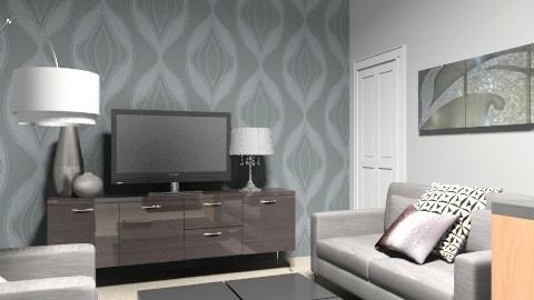 Living Room  - Modern - Living room - by laurawoodley