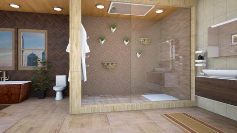 DREAMER - Bathroom - by Yate
