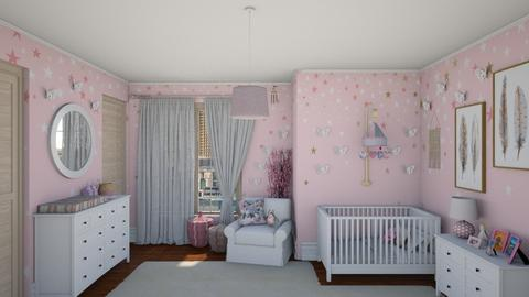 Nursery - Kids room - by Larcho1996