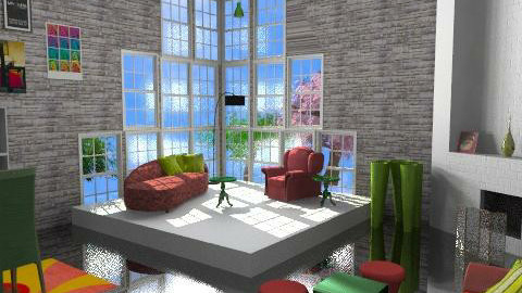 green12 - Glamour - Living room - by magicadimitrova