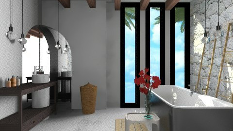 Damuso Squaro Bathroom - Modern - Bathroom - by 3rdfloor