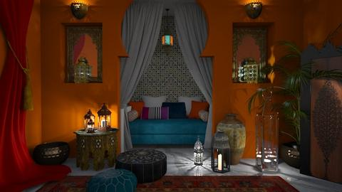 Morocco - by CAD Service UK