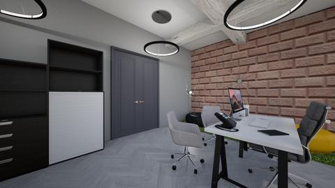 Dyro room - Office - by jakubm87
