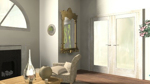 casa classica, ingresso - Classic - Hallway - by Phoebe Ficer