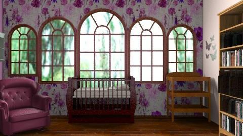 Elite nursery - Kids room - by TheAlgonaGirl