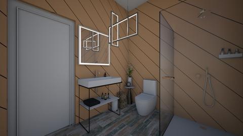 guest bathroom 56 - Bathroom - by GeGe Kanthip