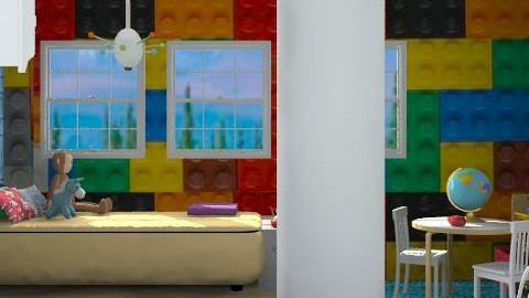 greenyyñ1 - Minimal - Office - by nenaa
