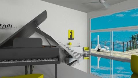 Yeller - Modern - Living room - by LukePratt
