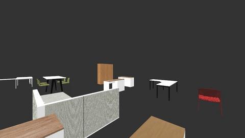 My Office - Office - by Ducks1stfloor