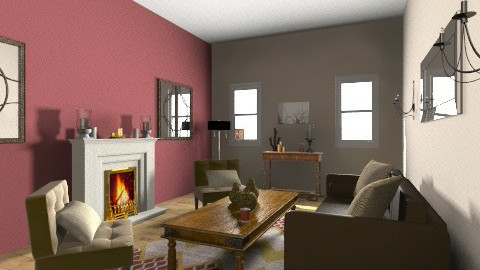 fall - Living room - by alexafaivre