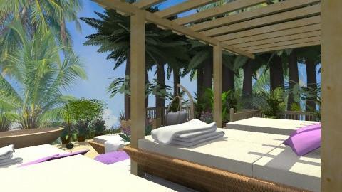 Summer terrace3 - Garden - by Gubacsi Judit