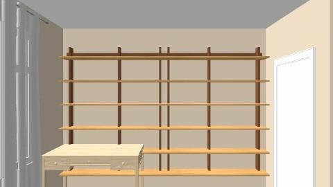 Komnata june - Classic - Living room - by sueno_contigo