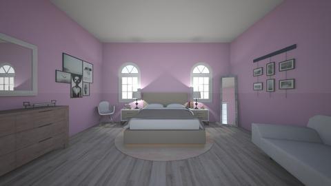 fcs bedroom - Bedroom - by sanclizb3