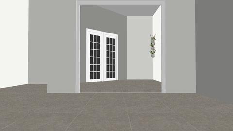 Grey Tiles - Modern - Living room - by graciemaclleann