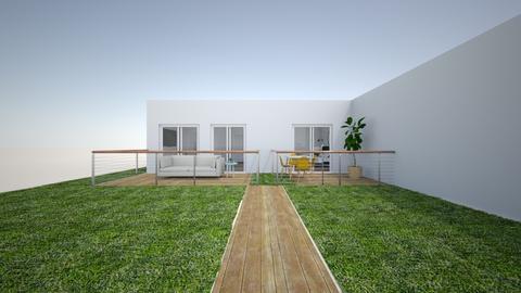 Resort Suite 1 outside   - by averygrace06