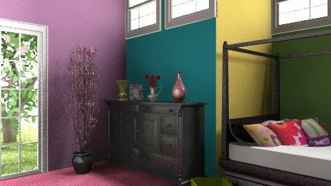 A Little Bit of Everything - Feminine - Bedroom - by egrimsley