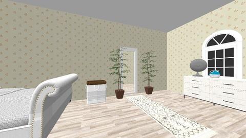 margarita - Bedroom - by maestra