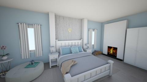 Dream bedroom - by Selena29