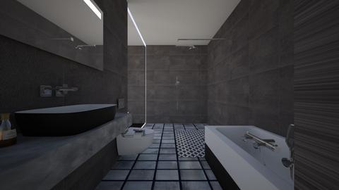 first - Classic - Bathroom - by cstoffregen112603