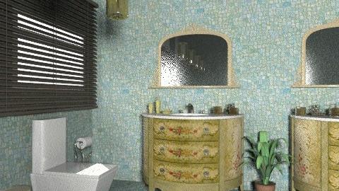 Bathroom Haven2 - Classic - Bathroom - by lilme_2k