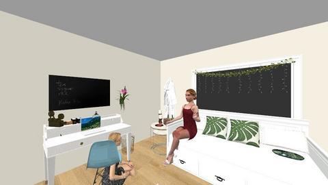 Al Muna Bedroom - Bedroom - by Bella_j