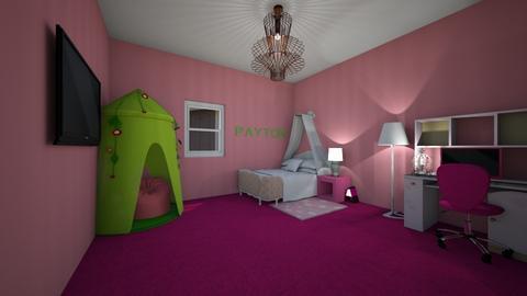 Paytons Room - by husky2