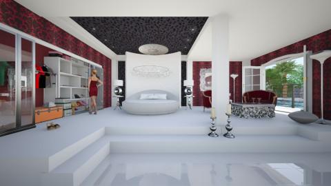 Sweet dreams  - Eclectic - Bedroom - by Ida Dzanovic