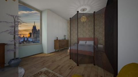 room1 - Bedroom - by NeomiD