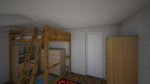 KidsRoom1 - Kids room - by dunketh