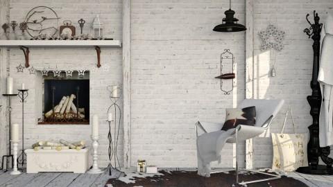Lone Star - Minimal - Living room - by peakart