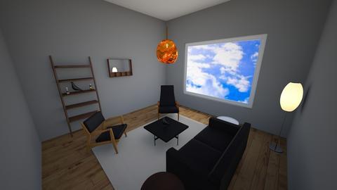 David Arias  - Living room - by EYSB