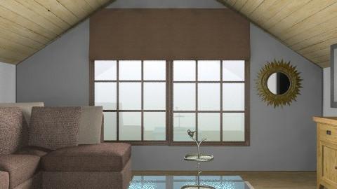 Roof  - Modern - Living room - by AmyMcGrane