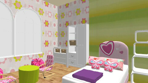 kids room2 - Kids room - by zozoismail