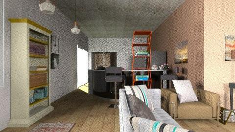 comodos7 - Eclectic - Living room - by izarochaa