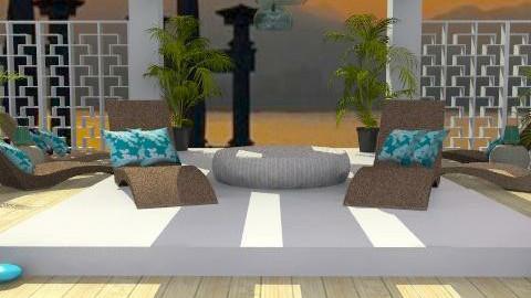spa3 - Minimal - Garden - by Cejovic Andrijana